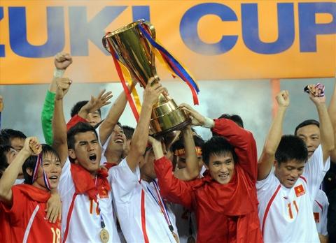 Địa phương nào có nhiều cầu thủ từng vô địch AFF Suzuki Cup 2008?