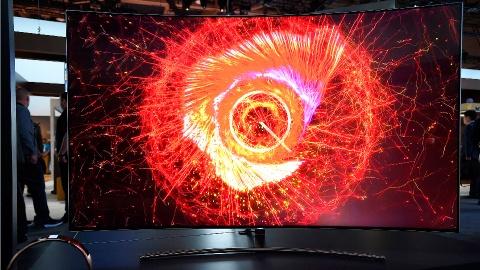 Samsung cong bo 2 TV moi tai trien lam IFA 2017 hinh anh