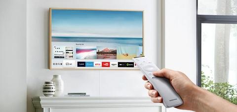 Samsung TV QLED moi hinh anh