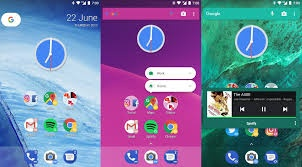 Action Launcher phien ban moi hinh anh