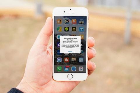 Nhung van de thuong gap tren iOS 11 va cach khac phuc hinh anh