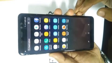Huong dan su dung Samsung Galaxy A8 Plus 2018 hinh anh
