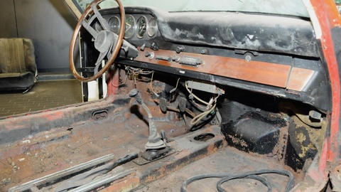 Hanh trinh hoi sinh xe Porsche 901 1964 huyen thoai da cu nat hinh anh 5