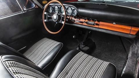 Hanh trinh hoi sinh xe Porsche 901 1964 huyen thoai da cu nat hinh anh 6