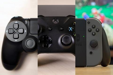 Mang game console 2018 - Sony va Nintendo cuoi, Microsoft khoc hinh anh