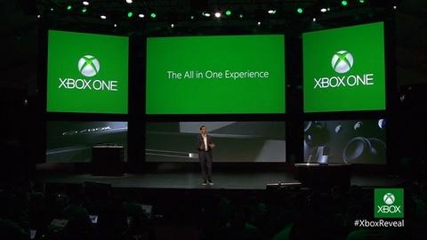 Microsoft trinh lang may Xbox One hinh anh