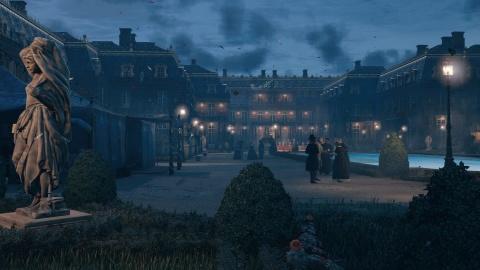 Co mot Nha tho Duc Ba nguyen ven trong game Assassin's Creed Unity hinh anh 6