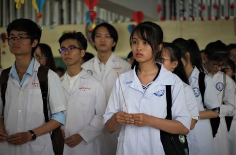 Tri ân người hiến xác - thầy giáo im lặng trong y học
