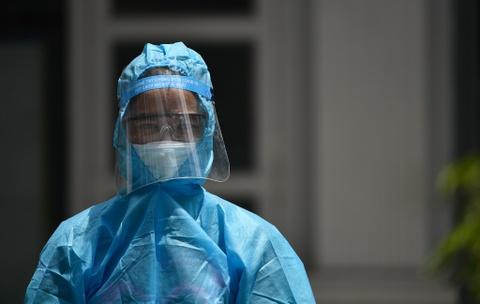 Thêm một công nhân tại Bình Dương nghi mắc Covid-19