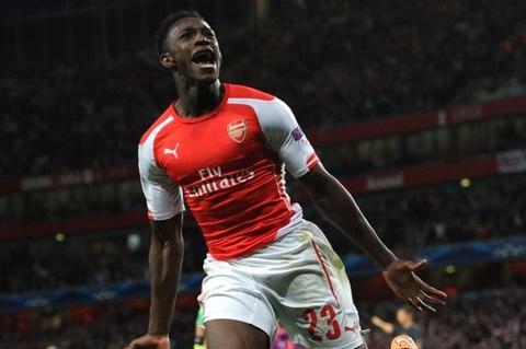 Arsenal vs Norwich (1-0): 'Phao thu' vuon len vi tri thu 3 hinh anh