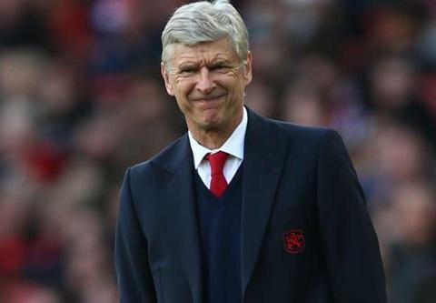 HLV Wenger dau don khi chung kien Leicester City vo dich hinh anh