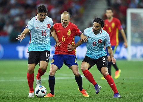 Ronaldo, Ibrahimovic lot doi hinh te nhat luot hai Euro 2016 hinh anh 7