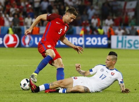 Cham diem Anh vs Slovakia: Su tu cun vuot hinh anh 4