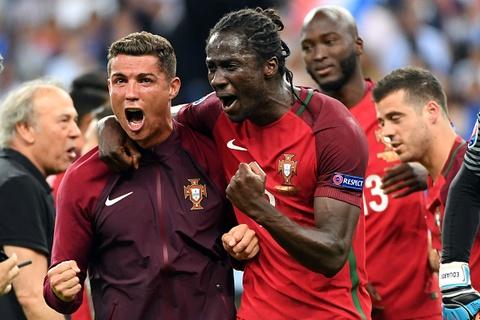 Ha guc Phap o hiep phu, Bo Dao Nha vo dich Euro 2016 hinh anh