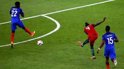 Cu danh dau cua Ronaldo lot top khoanh khac an tuong o Euro hinh anh 19