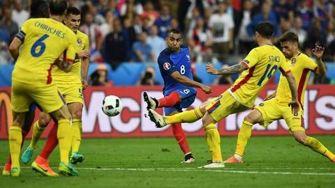 Cu danh dau cua Ronaldo lot top khoanh khac an tuong o Euro hinh anh 1