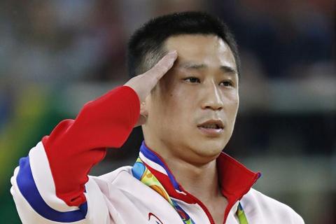 Nha vo dich 'mat lanh' gay chu y tai Olympic Rio hinh anh 2