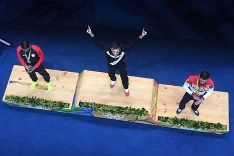 Cac man an mung huy chuong an tuong tai Olympic 2016 hinh anh 4