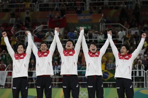 Cac man an mung huy chuong an tuong tai Olympic 2016 hinh anh 5