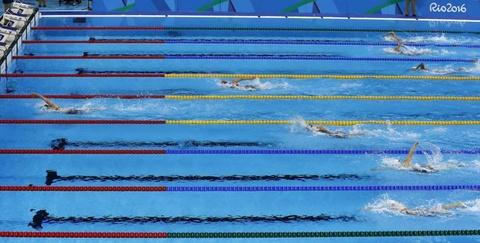 10 khoanh khac dep nhat The van hoi Rio 2016 hinh anh 5