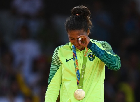 10 khoanh khac dep nhat The van hoi Rio 2016 hinh anh 7