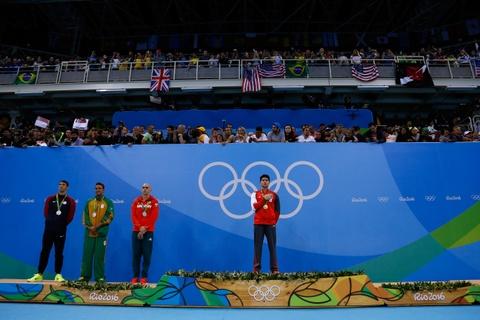 10 khoanh khac dep nhat The van hoi Rio 2016 hinh anh 10