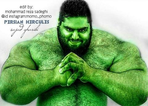 'Nguoi khong lo xanh' Hulk phien ban doi thuc hinh anh
