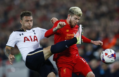 Ha Tottenham, Liverpool tien vao tu ket cup Lien doan hinh anh 4