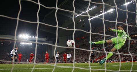 Ha Tottenham, Liverpool tien vao tu ket cup Lien doan hinh anh 6