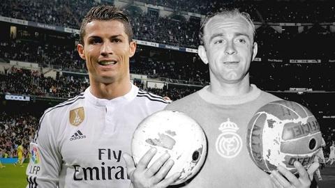 Nhung cot moc dang nho cua Ronaldo tai Real Madrid hinh anh 13