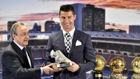 Nhung cot moc dang nho cua Ronaldo tai Real Madrid hinh anh 18