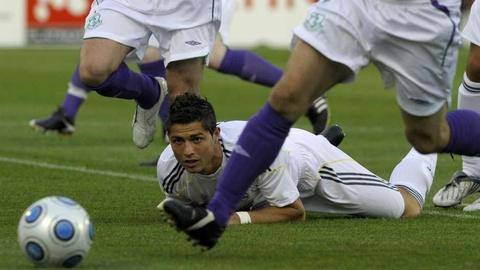 Nhung cot moc dang nho cua Ronaldo tai Real Madrid hinh anh 2