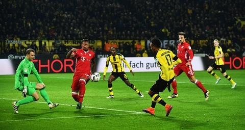 Aubameyang toa sang giup Dortmund ha guc Bayern hinh anh 8