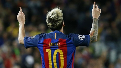Messi khong co doi thu o Champions League mua nay hinh anh 11