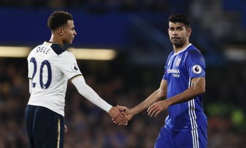 Nguoc dong ha Tottenham, Chelsea tro lai ngoi dau bang hinh anh 12