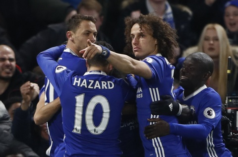 Nguoc dong ha Tottenham, Chelsea tro lai ngoi dau bang hinh anh 9