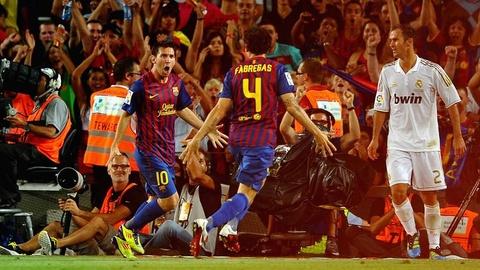 Lionel Messi - ke huy diet Real Madrid tu 2005 hinh anh 10