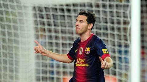 Lionel Messi - ke huy diet Real Madrid tu 2005 hinh anh 11
