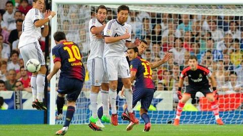 Lionel Messi - ke huy diet Real Madrid tu 2005 hinh anh 12