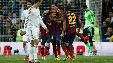 Lionel Messi - ke huy diet Real Madrid tu 2005 hinh anh 15