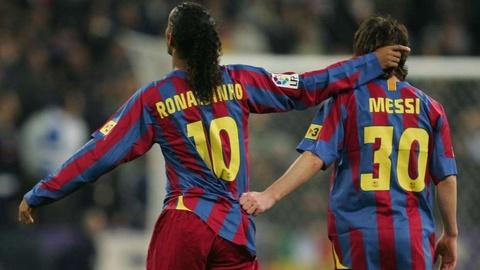 Lionel Messi - ke huy diet Real Madrid tu 2005 hinh anh 1