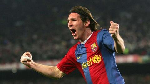 Lionel Messi - ke huy diet Real Madrid tu 2005 hinh anh 2