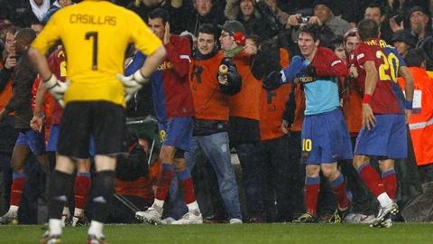 Lionel Messi - ke huy diet Real Madrid tu 2005 hinh anh 3