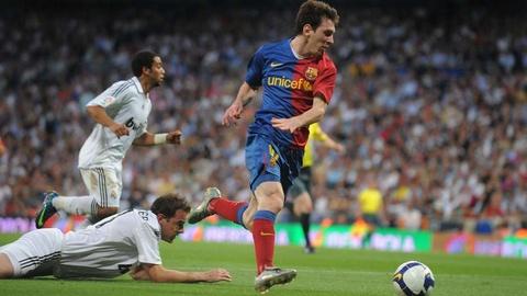 Lionel Messi - ke huy diet Real Madrid tu 2005 hinh anh 4