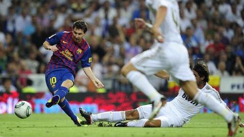 Lionel Messi - ke huy diet Real Madrid tu 2005 hinh anh 9