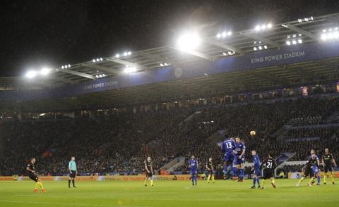 Vardy lap hat-trick, Leicester de bep Man City 4-2 hinh anh 13