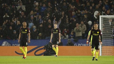Vardy lap hat-trick, Leicester de bep Man City 4-2 hinh anh 5