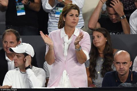 Vo, ban gai chay het minh co vu Federer, Nadal hinh anh 9