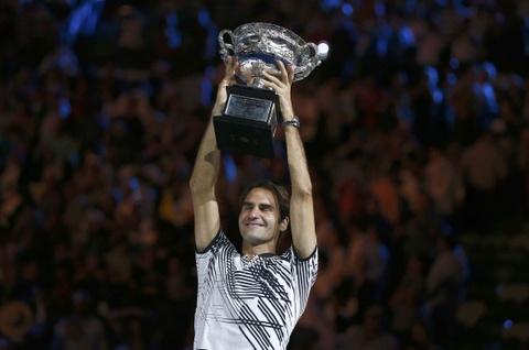 Vo, ban gai chay het minh co vu Federer, Nadal hinh anh 13