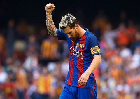 Ronaldo, Messi la 2 VDV kiem tien gioi nhat nam 2016 hinh anh 9